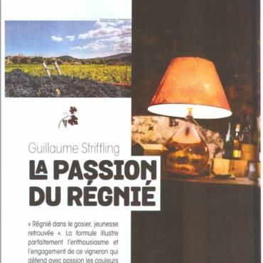 Revue de presse – Vin.S by Le Progrès